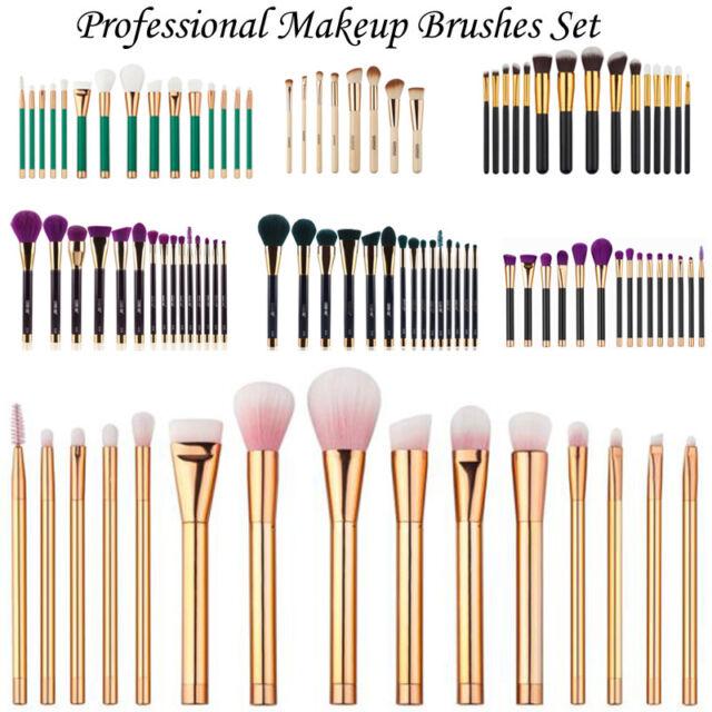 Pro Soft Makeup Brush Set Cosmetic Tool Foundation Powder Eye Shadow Blush Brush