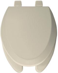 Marvelous Details About Toilet Seat Elongated Bone Open Front Sta Tite Cover Multi Coat Enamel Finish Beatyapartments Chair Design Images Beatyapartmentscom