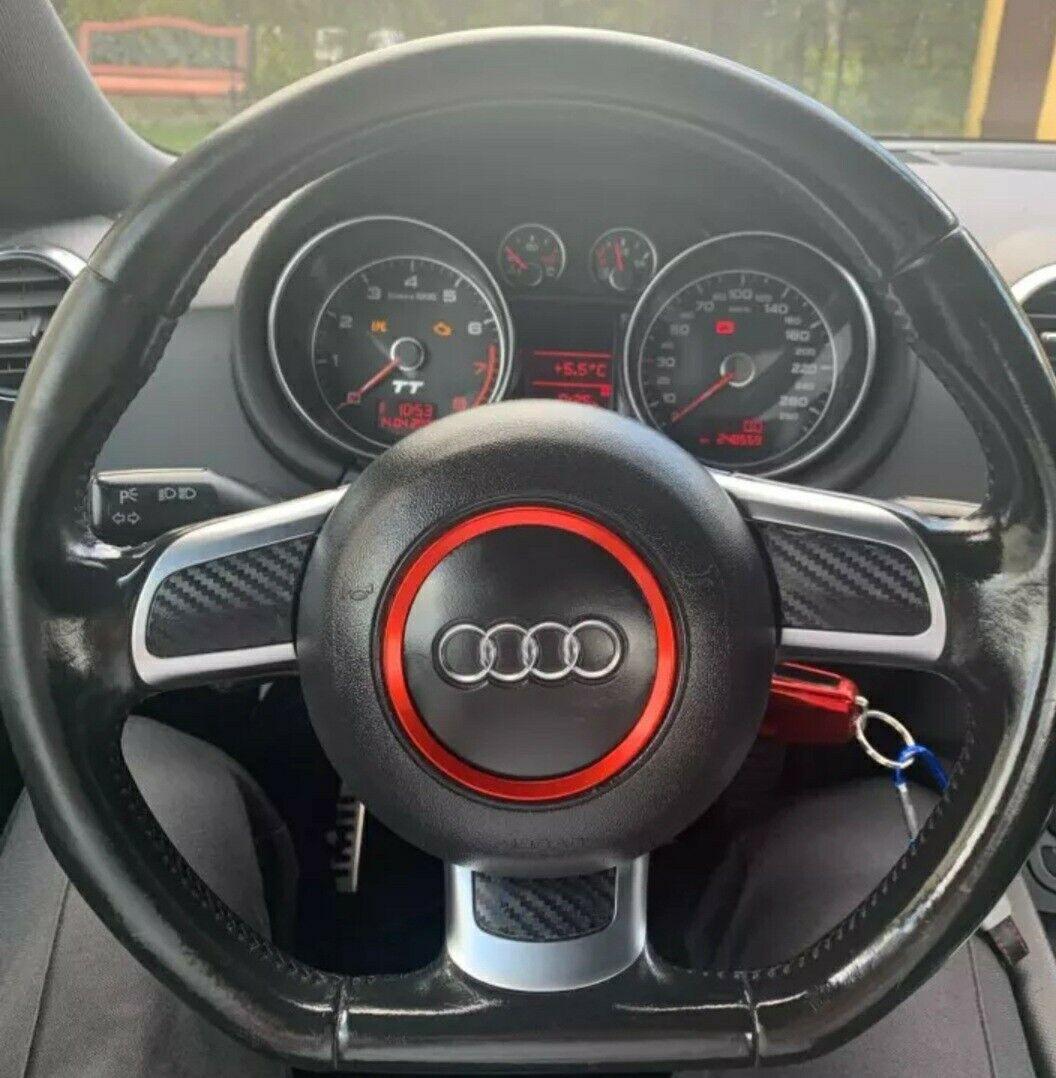 Audi Tt 8s 2014 Steering Wheel Airbag For Sale Ebay