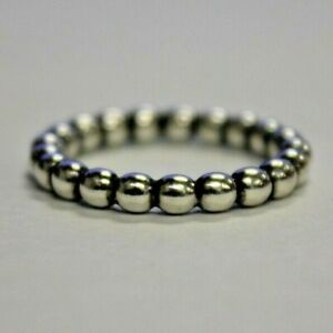 2c720f9d7 Image is loading Pandora-RETIRED-190615-Eternal-Clouds-925-Ring-Size-
