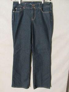 Jeans Kleidung & Accessoires Rational F1399 Anne Klein Metropolitan Hochwertig Bootcut-jeans Damen 32x32 Direktverkaufspreis