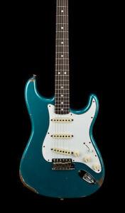 Fender Custom Shop Empire 67 Stratocaster Relic - Ocean Turquoise #52013