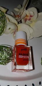 23-9-100ml-P2-Gloss-Goes-Neon-020-Bumpeer-Car-Nagellack-10ml