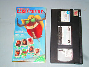 L-039-equie-Casse-gueule-Necessary-Roughness-VHS-French-Scott-Bakula-Teste