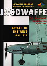 Jagdwaffe - Attack in the West May 1940 (Luftwaffe Colours Volume One Section 4)