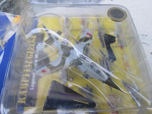 Alpha Jet//Stand//modelo de metal//avion//Aircraft//yakair 1:100