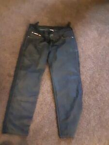 RST-men-039-s-motorcycle-denim-jeans-size-38-short