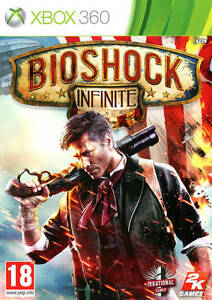 Details about BioShock Infinite Game Xbox 360 Microsoft Xbox 360 PAL Brand  New SEALED