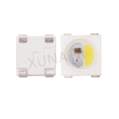 SK6812 RGBW RGBWW WWA RGB 5050 3535 LED Chip 5V Digital Module Pixel Stripe Lamp