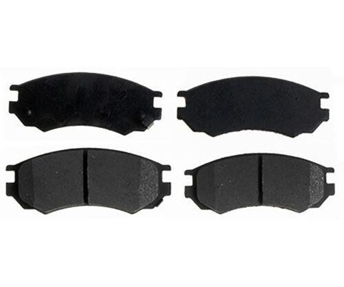 Disc Brake Pad Set-Service Grade; Ceramic Front Raybestos SGD549C