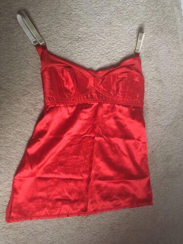 culotte Taille Set Mccartney l Underwear Stella jarretelle porte camisole M IxwgHI7Cq