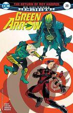 Green Arrow #20 DC Rebirth NM