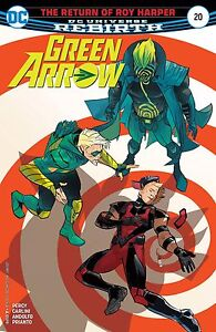 Green Arrow #20 DC Rebirth NM