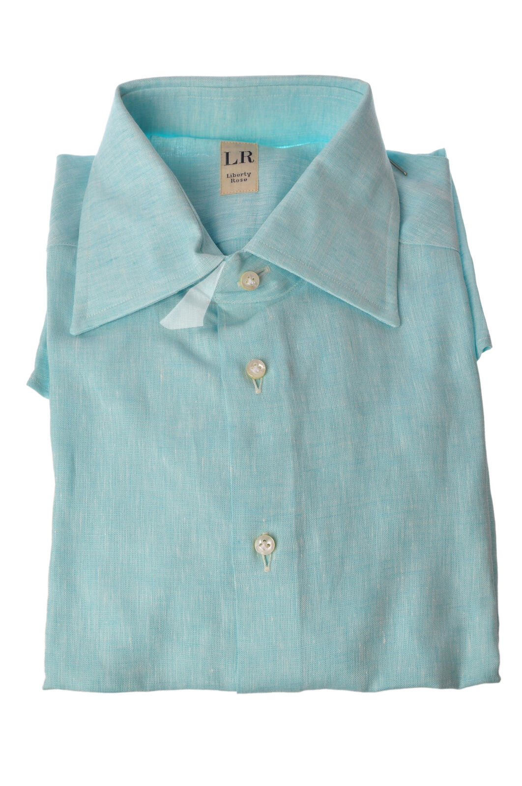 Liberty pink  -  Shirt - Male - Green - 3462221A180329