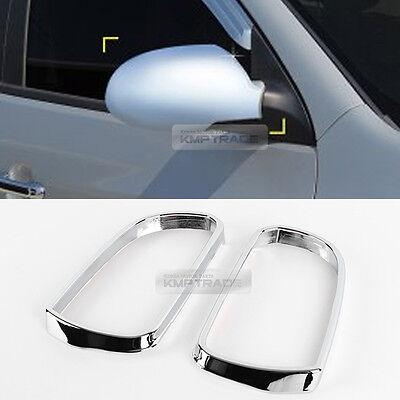 Chrome Side Mirror Cover Garnish Molding For HYUNDAI 2006-2010 NF Sonata i45