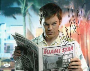 Michael-C-Hall-Autograph-Signed-11x14-Photo-Dexter-Morgan-JSA-COA