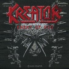 "Kreator "" Enemy of God "" Patch/Aufnäher 600958 #"