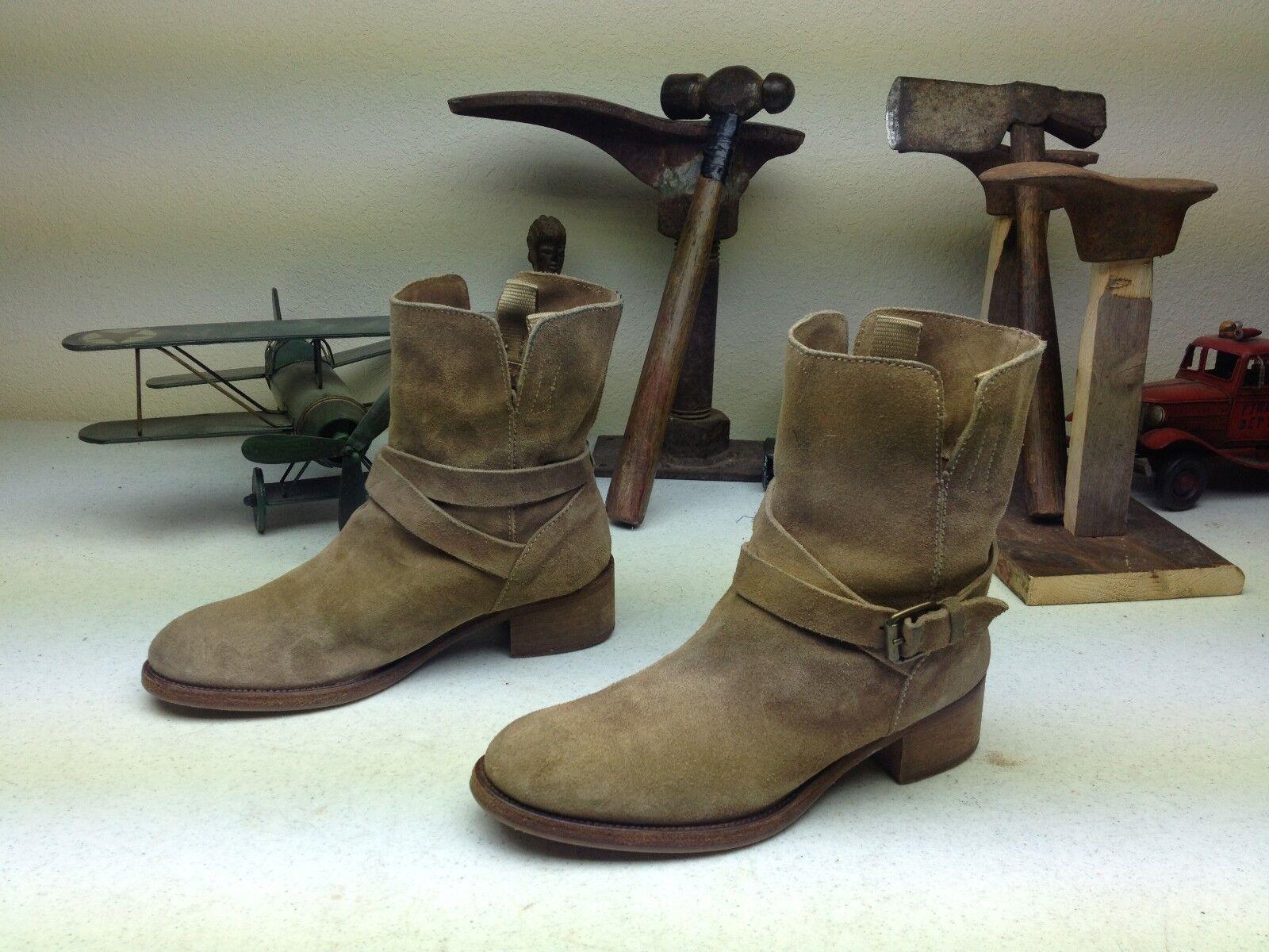 Django sadore  Juliette sadore Django cuero botas de tobillo - humo 5386f6
