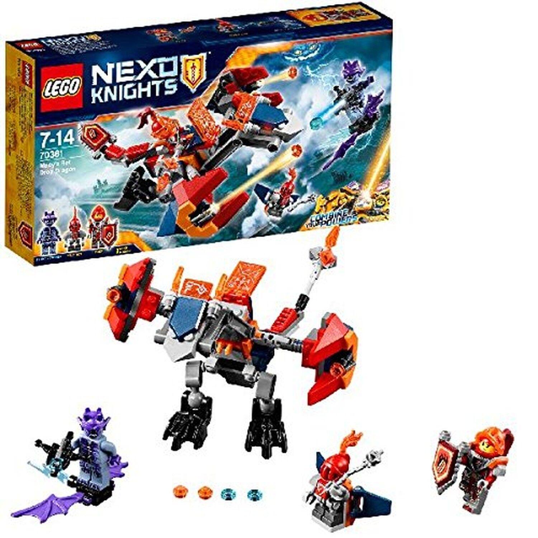 LEGO 70361  Macy's Bot Drop Dragon  Construction Toy