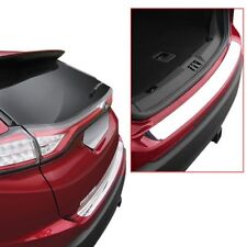 1PC Stainless Steel Rear Bumper Trim Accent RB28535 For NISSAN ROGUE 2008-2013