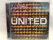 HILLSONG- United - All of the Above - CD & DVD Set! 2 Discs! P88