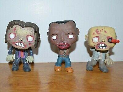 New AMC/'s The Walking Dead Action Figures Michonne /& RV Walker Figure Lot