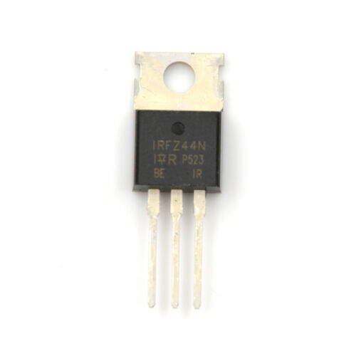 5x 55V 49A TO-220 IRFZ44N IRFZ44 Power Transistor MOSFET N-Channel  HVCA