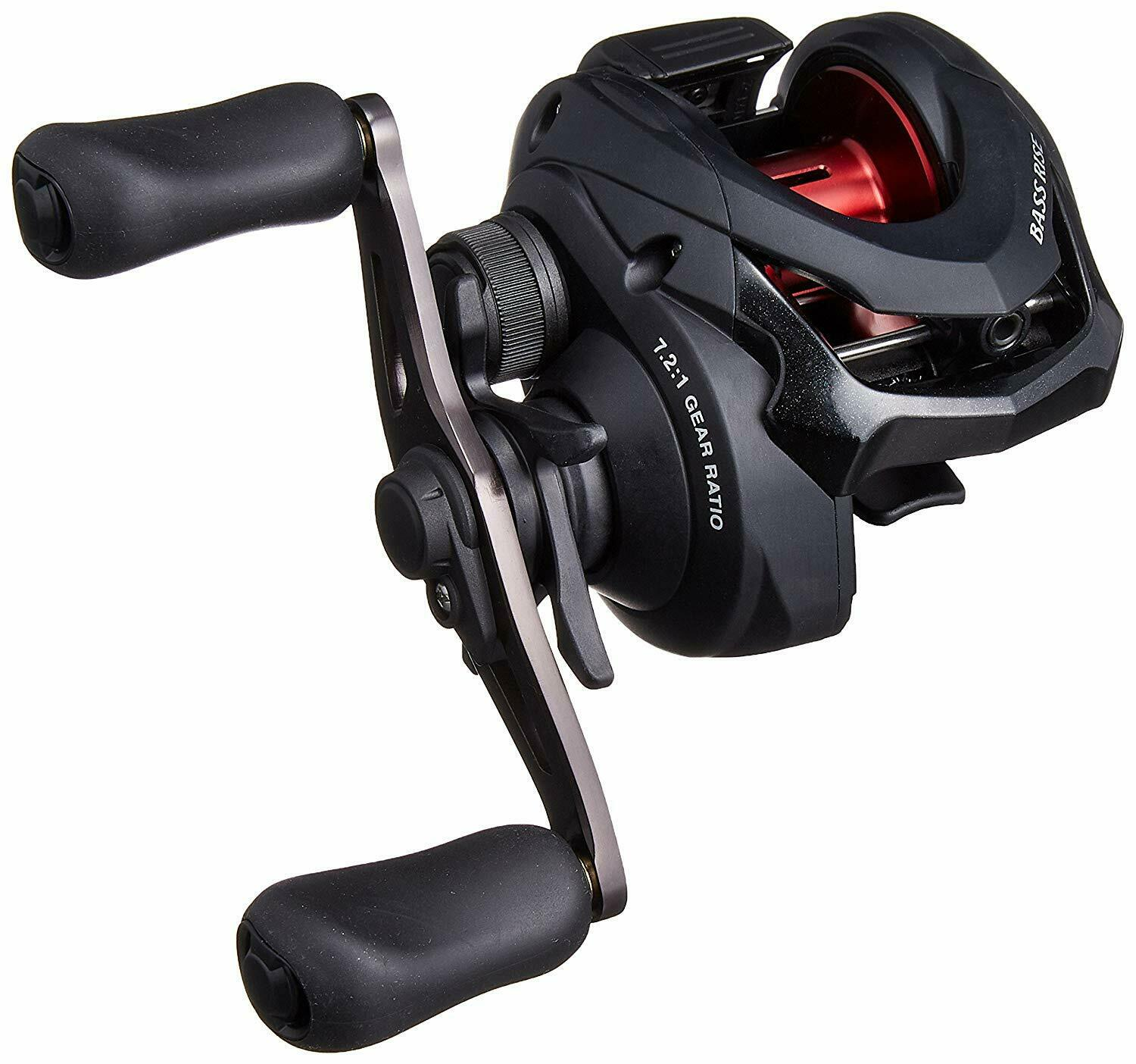 Shiuomoo 18 Bass Rise Right He Saltwater Baitcasting Reel 038869