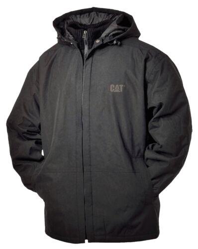 CAT Caterpillar Ridge Jacket Water Resistant Windproof Quilted Mens Work Coat