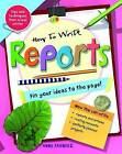 How to Write... Reports by Anne Faundez (Paperback, 2008)