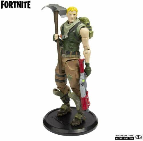 "Fortnite Jonesy 7/"" Premium Action figure McFarlane Toys Epic Games-NUOVO"