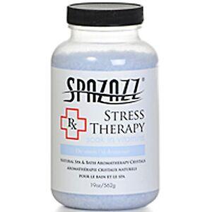 Hot-tub-Spa-Crystal-Fragrances-19oz-Stress-Therapy-Spazazz-RX-Aromatherapy-Spas