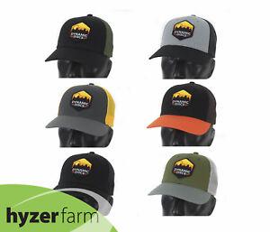 70368de5fb6 DYNAMIC SUNSET HEX LOGO SNAP BACK MESH HAT  pick color  Hyzer Farm ...