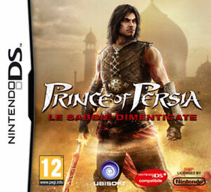 Videogame-Prince-Of-Persia-Le-Sabbie-Dimenticate-NDS