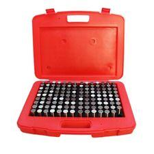 125 Pc M4 0626 0750 Steel Metal Plug Pin Gage Minus 0002 Tolerance Gauge