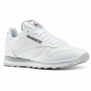 56a4e9ff330 REEBOK CLASSIC 2214 LEATHER SHOES BACK TO SCHOOL SNEAKERS TRAINERS ...