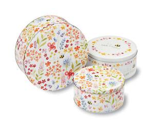 Cooksmart-Abeille-Joyeux-Set-3-Imprime-Gateau-Boites-Gigogne-Organisateur-Baking