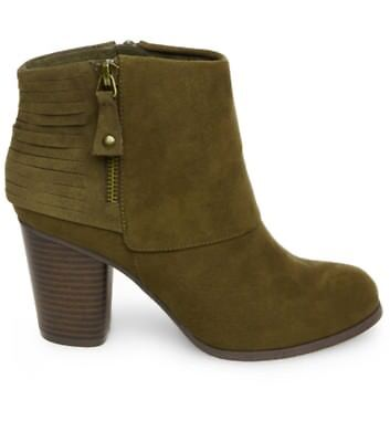 WOMEN'S MADDEN GIRL ANKLE BOOTS SHOES