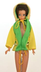 Vintage Barbie France Maddie MOD Clone Fashion Doll Jacket Hoodie Top HONG KONG