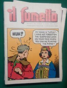 Collection Ici Il Fumetto Rivista Dei Comics Anaf N. 26 - Dicembre 1983 Rendre Les Choses Pratiques Pour Les Clients