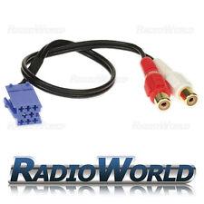 Blaupunkt CD Changer to RCA Phono Adaptor 4 MP3 Player