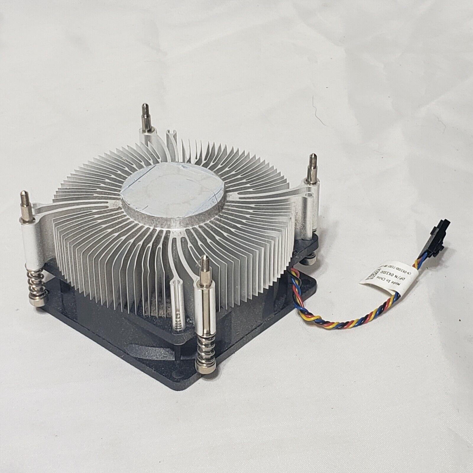 Dell Optiplex 3020 CPU Heatsink Fan DP/N 0X3JDD