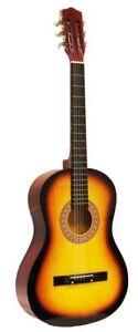 25-034-Children-Kids-Wooden-Acoustic-Guitar-Musical-Instrument-Ideal-Gift-For-Kids