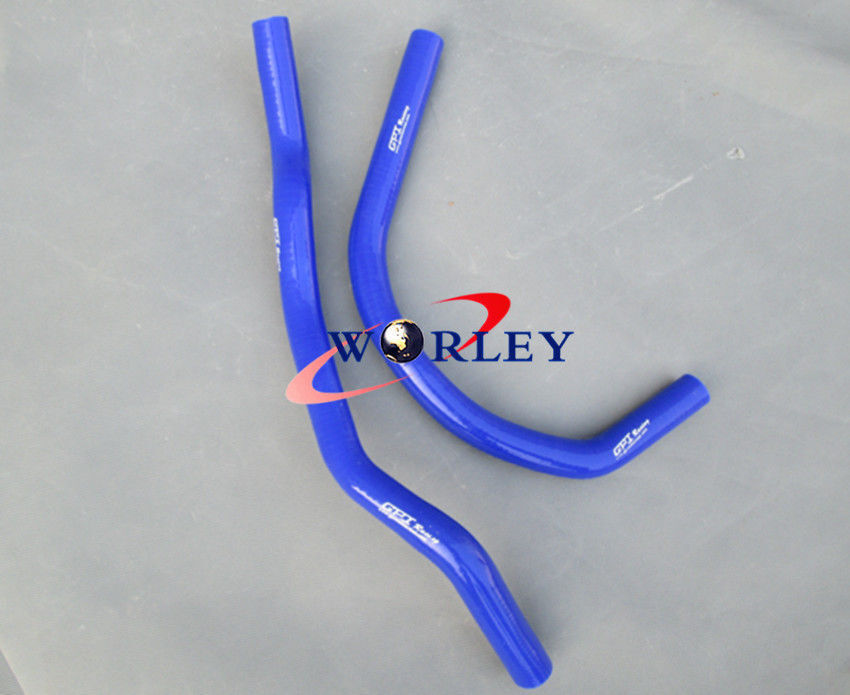 Silicone Radiator Hose For ATV Yamaha Banshee YFZ350 82-06 84 85 01 02 04 05 RED