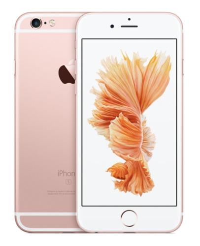 1 von 1 - Apple  iPhone 6S - 64GB - Rosegold (Ohne Simlock) Smartphone - NEU