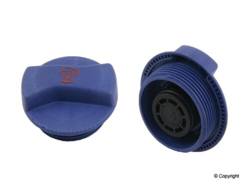 Engine Coolant Recovery Tank Cap WD EXPRESS fits 10-15 Porsche Panamera