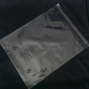 Clear-Self-Adhesive-Plastic-Bags-14x17-034-Garment-Bags-Display-Bags-clear-Bags