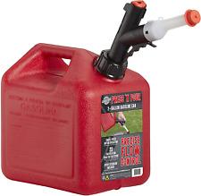 Briggs Amp Stratton Press N Pour Gas Can 2 Gallon Fuel Transfer Tank Tool