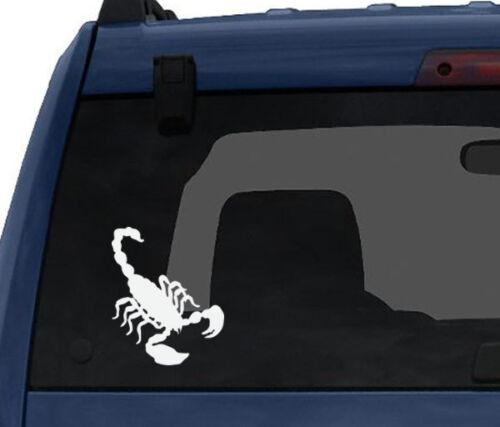 Scorpion Venom Sting #10 Insect Arachnid Scorpio logo Car Tablet Vinyl Decal