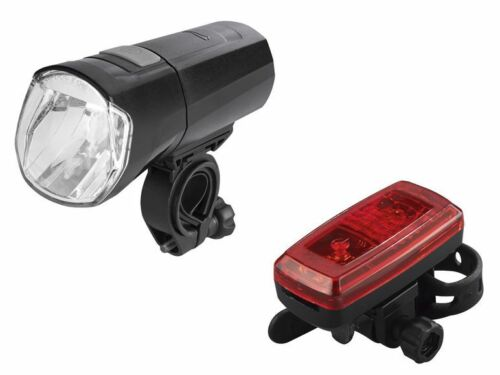 LED Fahrradleuchten Set 15 40 Lux StVZO Fahrradlicht für alle Fahrräder